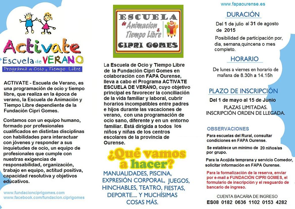 Escuela-verano-2015-triptico1-ACTIVATE