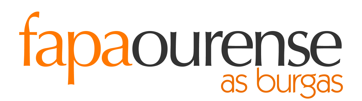 Logotipo FAPA Ourense